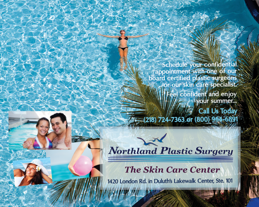 Thumb Northland Plastic Surgery – Print Design