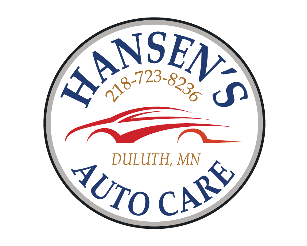 Thumb Hansen's Auto Care: New Logo Design