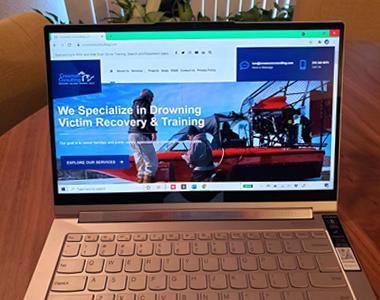 Thumb Crossmon Consulting LLC: Web Re-Development